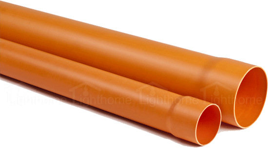لوله PVC رنگی برق