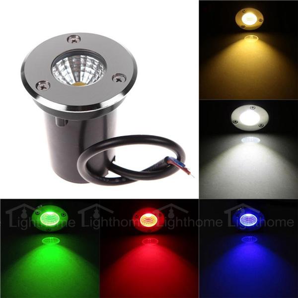 چراغ LED دفنی