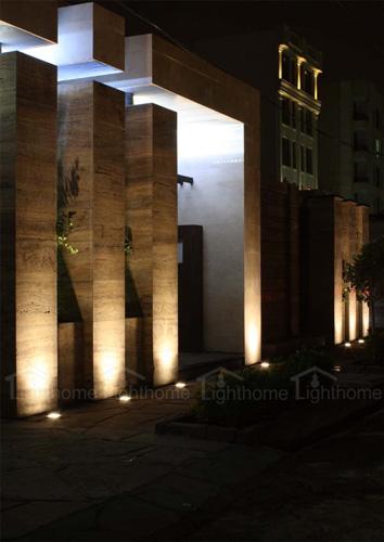 چراغ های دفنی